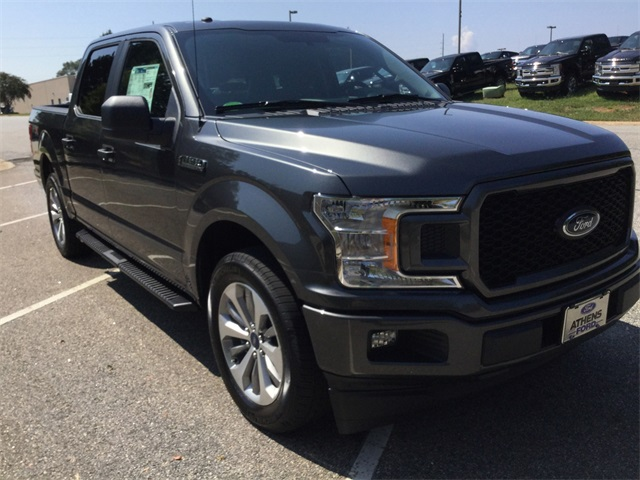 2018 F-150 Crew Cab Pickup #FA55846 - photo 4