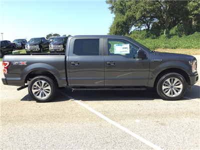 2018 F-150 Crew Cab Pickup #FA55846 - photo 9