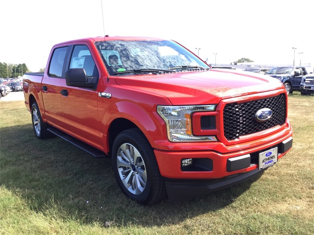 2018 F-150 Crew Cab Pickup #FA55847 - photo 4