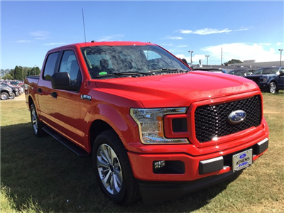 2018 F-150 Crew Cab Pickup #FA55847 - photo 3