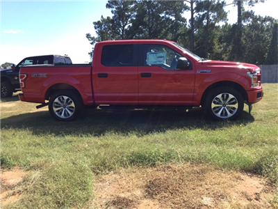 2018 F-150 Crew Cab Pickup #FA55847 - photo 9