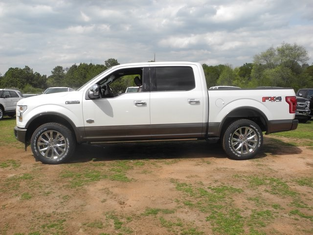2017 F-150 SuperCrew Cab 4x4, Pickup #FA81055 - photo 14
