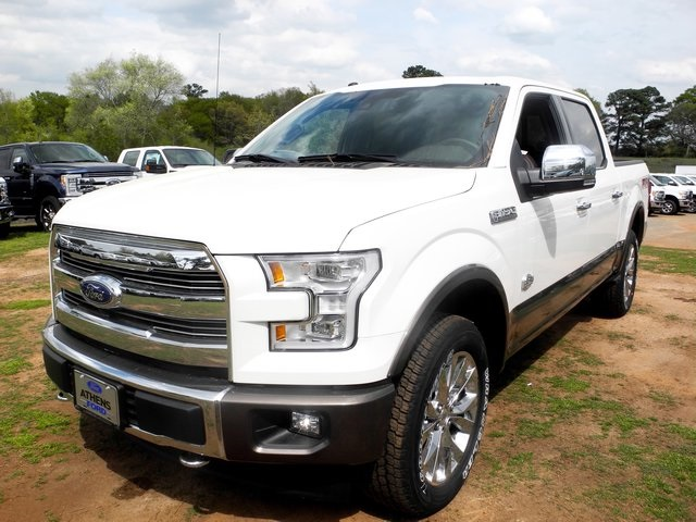 2017 F-150 SuperCrew Cab 4x4, Pickup #FA81055 - photo 15