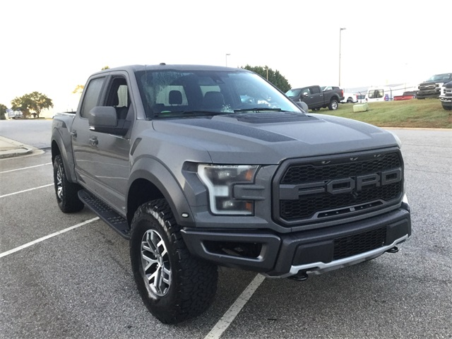 2018 F-150 Crew Cab 4x4 Pickup #FA87167 - photo 3