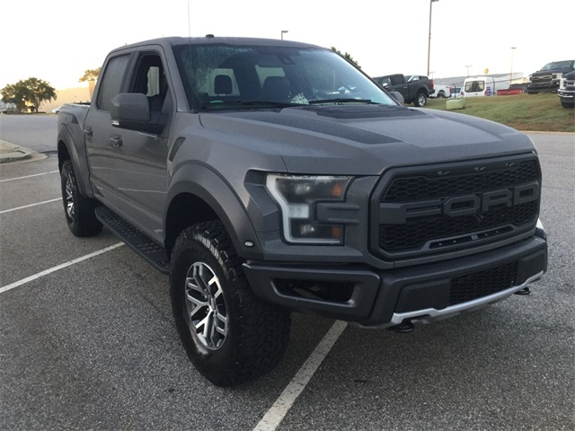 2018 F-150 Crew Cab 4x4 Pickup #FA87167 - photo 5