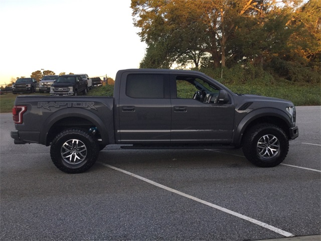 2018 F-150 Crew Cab 4x4 Pickup #FA87167 - photo 9