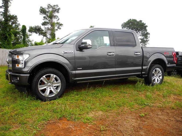 2017 F-150 SuperCrew Cab 4x4, Pickup #FB16879 - photo 17