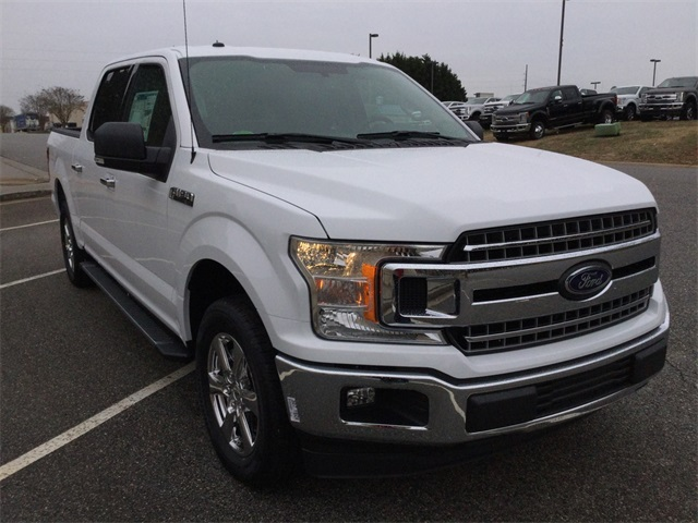 2018 F-150 Crew Cab Pickup #FB20371 - photo 4
