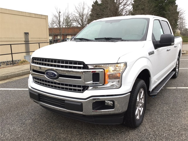 2018 F-150 Crew Cab Pickup #FB20371 - photo 1