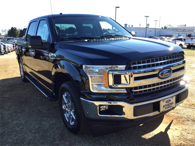 2018 F-150 Crew Cab Pickup #FB20372 - photo 4