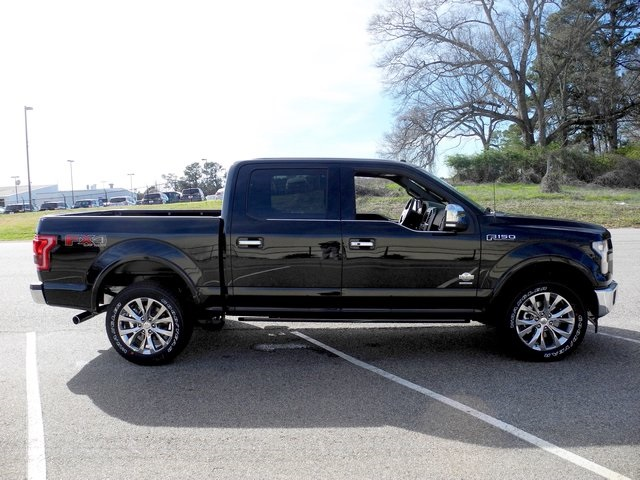 2017 F-150 SuperCrew Cab 4x4, Pickup #FB29589 - photo 11