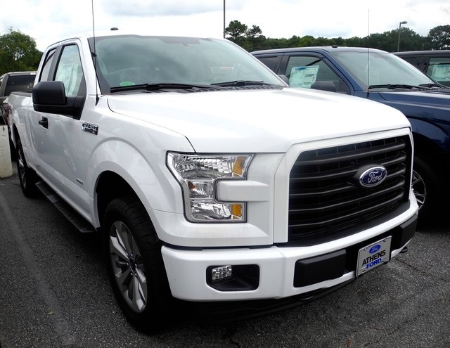 2017 F-150 Super Cab 4x4, Pickup #FB29595 - photo 3