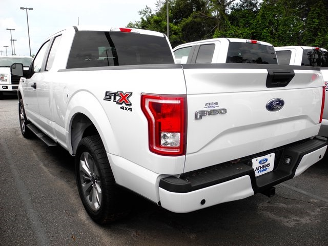 2017 F-150 Super Cab 4x4, Pickup #FB29595 - photo 2