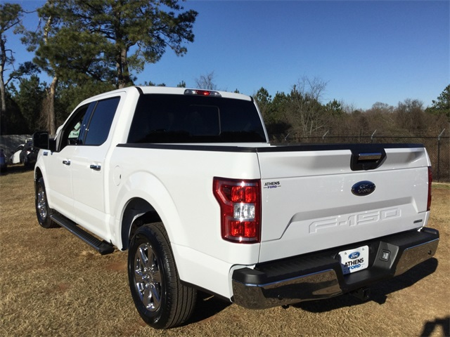2018 F-150 Crew Cab, Pickup #FB38339 - photo 2