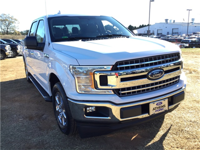 2018 F-150 Crew Cab, Pickup #FB38339 - photo 4