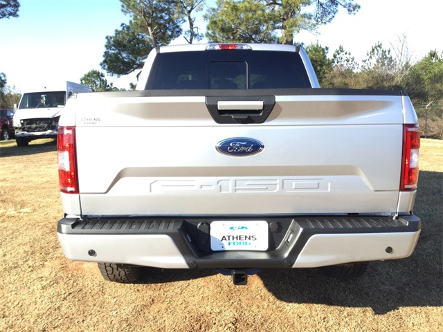 2018 F-150 Crew Cab 4x4 Pickup #FB38351 - photo 7
