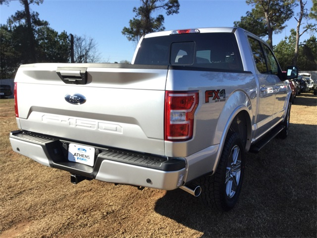 2018 F-150 Crew Cab 4x4 Pickup #FB38351 - photo 8