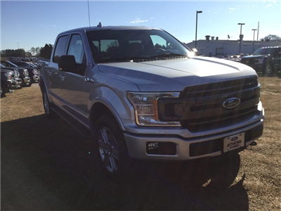2018 F-150 Crew Cab 4x4 Pickup #FB38351 - photo 4