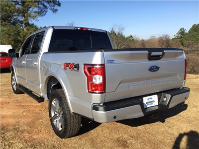 2018 F-150 Crew Cab 4x4 Pickup #FB38351 - photo 2