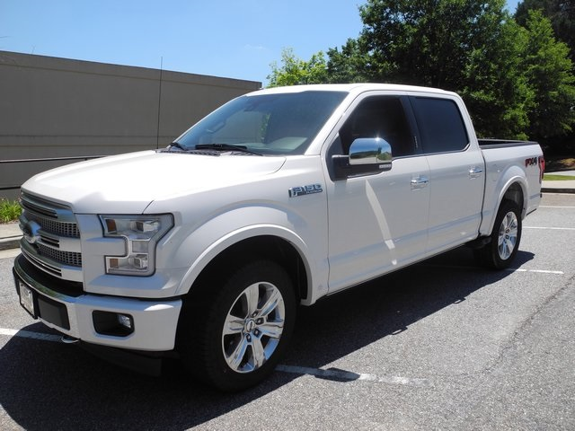 2017 F-150 SuperCrew Cab 4x4, Pickup #FB38913 - photo 19