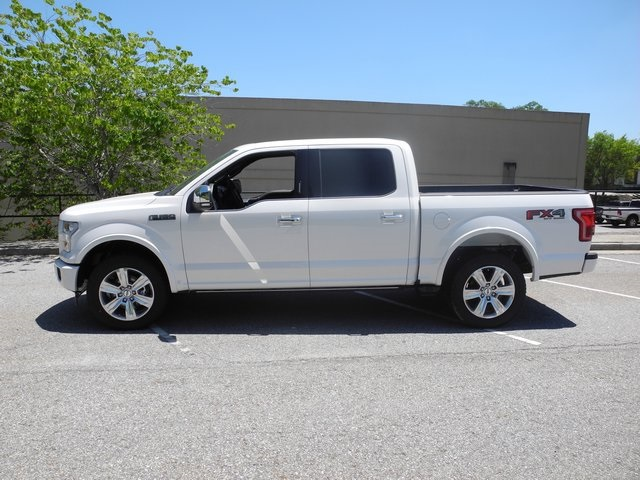 2017 F-150 SuperCrew Cab 4x4, Pickup #FB38913 - photo 20