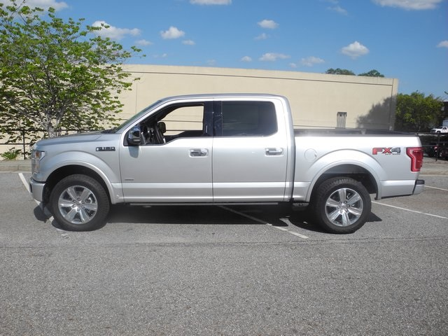 2017 F-150 SuperCrew Cab 4x4, Pickup #FB38914 - photo 17