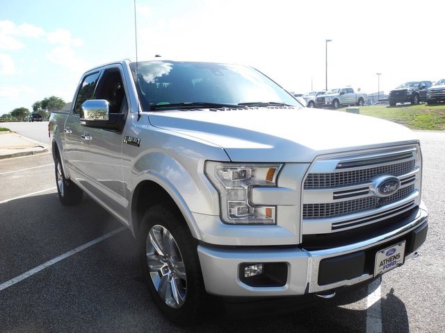 2017 F-150 SuperCrew Cab 4x4, Pickup #FB38914 - photo 20