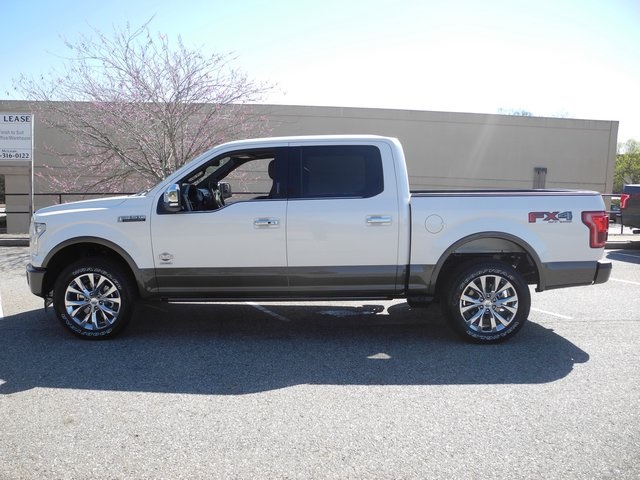 2017 F-150 SuperCrew Cab 4x4, Pickup #FB38916 - photo 19