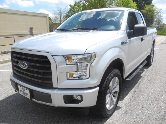 2017 F-150 Super Cab 4x4, Pickup #FB48264 - photo 20