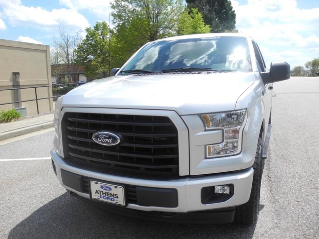2017 F-150 Super Cab 4x4, Pickup #FB48264 - photo 21