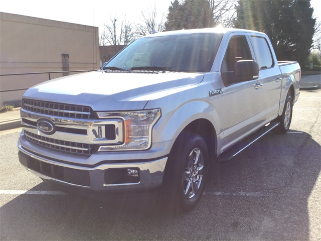 2018 F-150 Crew Cab, Pickup #FB49951 - photo 1