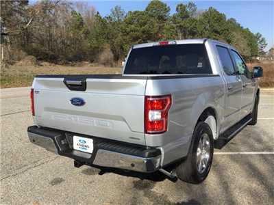 2018 F-150 Crew Cab, Pickup #FB49951 - photo 8