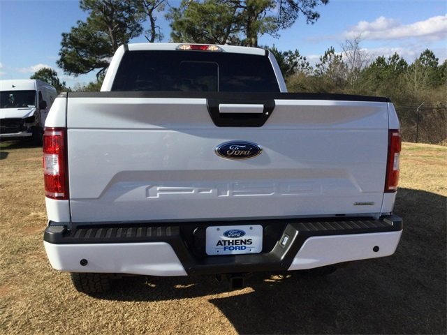 2018 F-150 Crew Cab 4x4, Pickup #FB49953 - photo 7