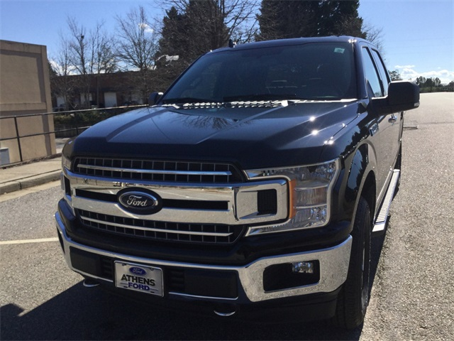 2018 F-150 Crew Cab 4x4, Pickup #FB49962 - photo 1