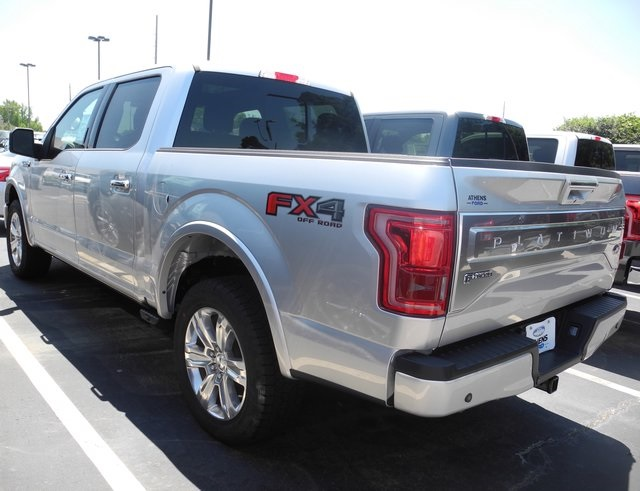 2017 F-150 SuperCrew Cab 4x4, Pickup #FB61464 - photo 15