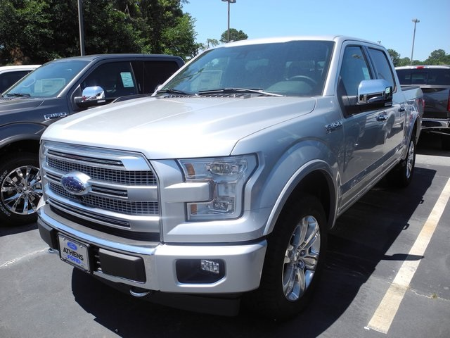 2017 F-150 SuperCrew Cab 4x4, Pickup #FB61464 - photo 16
