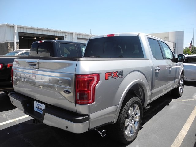 2017 F-150 SuperCrew Cab 4x4, Pickup #FB61464 - photo 2