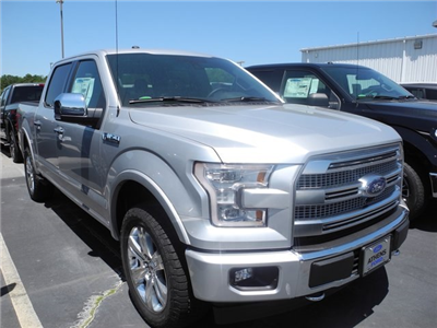 2017 F-150 Crew Cab 4x4 Pickup #FB61464 - photo 1