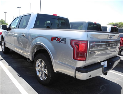 2017 F-150 Crew Cab 4x4 Pickup #FB61464 - photo 15