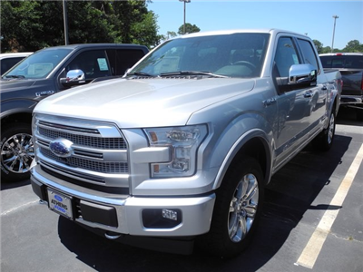 2017 F-150 Crew Cab 4x4 Pickup #FB61464 - photo 16