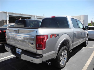 2017 F-150 Crew Cab 4x4 Pickup #FB61464 - photo 2
