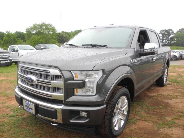 2017 F-150 SuperCrew Cab 4x4, Pickup #FB61465 - photo 3