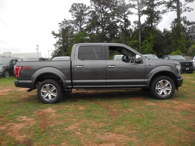 2017 F-150 SuperCrew Cab 4x4, Pickup #FB61465 - photo 11