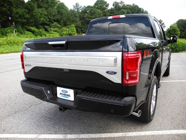 2017 F-150 SuperCrew Cab 4x4, Pickup #FB61466 - photo 2