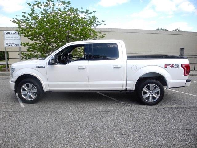 2017 F-150 SuperCrew Cab 4x4, Pickup #FB73184 - photo 21