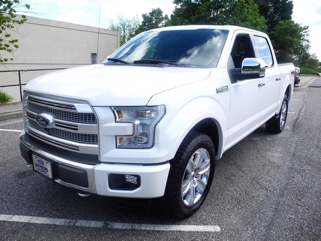 2017 F-150 SuperCrew Cab 4x4, Pickup #FB73184 - photo 22