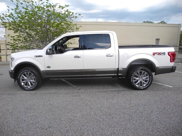 2017 F-150 SuperCrew Cab 4x4, Pickup #FB73185 - photo 26