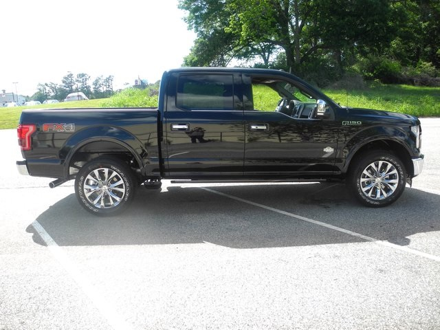 2017 F-150 SuperCrew Cab 4x4, Pickup #FB73186 - photo 10