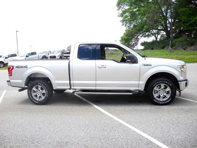 2017 F-150 Super Cab 4x4, Pickup #FB73192 - photo 11