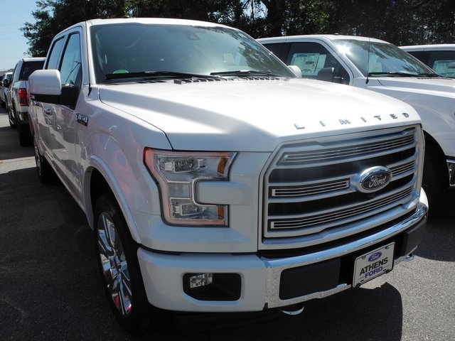 2017 F-150 SuperCrew Cab 4x4, Pickup #FB79857 - photo 3
